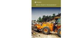 Solid Waste Management Services Brochure