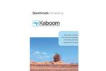 Kaboom Air Blast and Vibration solution