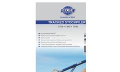 TS50 – TS65 – TS80 – TS100 Series Tracked Stockpilers – Track Conveyors Brochure