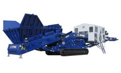 EDGE - Model LTPS Series - Low Feed Track Picking Station
