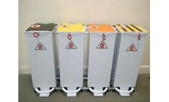 EHP - Pedal Operated Multi Waste Units