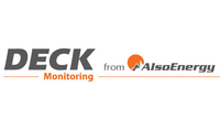 DECK Monitoring - an AlsoEnergy company