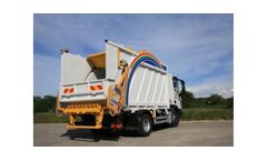 ECO - Model 10-12 RCV - Rear Refuse Collection Vehicle