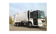 ECO - Model CP - Refuse Collection Vehicle