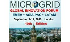10th Microgrid Global Innovation Forum in London to Examine Latest Advances in EMEA, APAC and LATAM