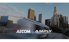 AMPLY Power and AECOM Partner to Bolster Bus Electrification for Transit Agencies to Meet Zero-Emission Goals