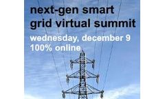 Next-Gen Smart Grid Virtual Summit on December 9 to Look at Key Technology Advances and Business Models