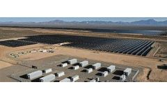 Tucson Electric Power`s Largest Solar Plus Storage System is Now in Service