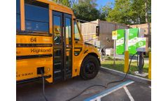 Massachusetts Electric School Bus Helps Power Electricity Grid in Vehicle-to-Grid Breakthrough