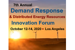 7th Annual Demand Response & Distributed Energy Resources Forum Brochure