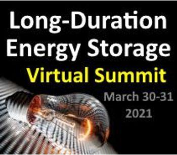 Long-Duration Energy Storage Virtual Summit