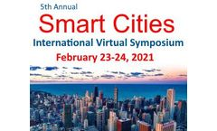 5th Annual Smart Cities International Virtual Symposium