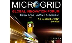 14th Microgrid Global Innovation Forum