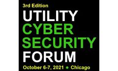 3rd Utility Cyber Security Forum