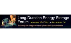 Long-Duration Energy Storage Forum