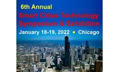 6th Annual Smart Cities Technology Symposium and Exhibition