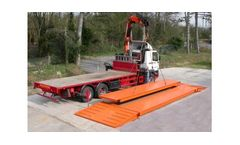 Griffith Elder - Model Ton-Tel™ - Full Size Weighbridges