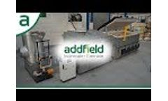 RAPID1000 High Capacity Agricultural Incinerator Video