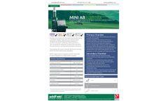 Addfield Mini AB Animal Waste Incinerators (250Kg) - Full Specification Sheet
