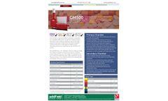 Addfield GM-500 Medical Waste Incinerators (500Kg) - Full Specification Sheet