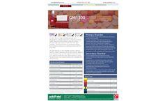 Addfield GM-1300 Medical Incinerator(1300Kg) - Full Specification Sheet