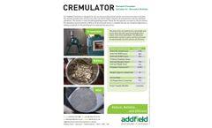 Addfield Equine Cremulator - Full Specification Sheet