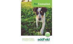 Addfield Pet Cremation Brochure