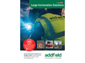 Large Scale Incineration Solutions - Brochure