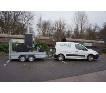 Small Trailer Mounted Mobile Incinerator-2