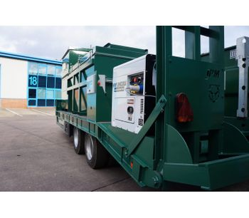 Large Trailer Mounted Mobile Incinerators-2
