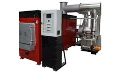 Venturi Scrubber Incineration Exhaust Filtration System