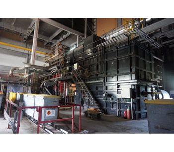 High Capacity Biological and Pathological Waste Incineration Machine (1000Kg)-1