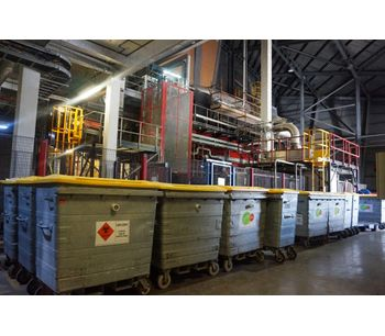 High Capacity Biological and Pathological Waste Incineration Machine (1000Kg)-2