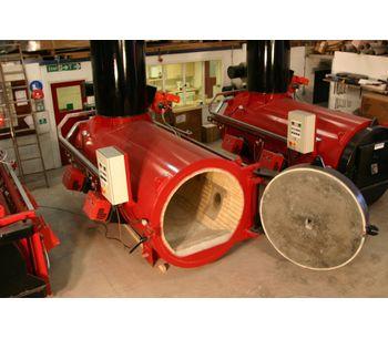 High Capacity Incinerator 200kg/hr Animal Disposal Machine (200Kg)-2