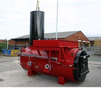 Addfield - Model AP200 - A200 - High Capacity Incinerator 200kg/hr Animal Disposal Machine (200Kg)