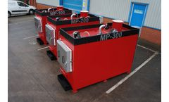Addfield - Model MP-300 - Clinical Waste Incinerator (300Kg)