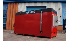 Addfield - Model MP-400 - Medical Waste Incinerator (400Kg)