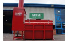 Addfield - Model GM-750 - Medical Incinerator (750Kg)