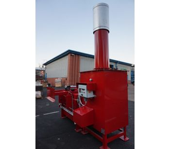 Medical Waste Incinerators (250Kg)-4