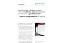 BacTerminator - Dental Complete Water Treatment System Brochure