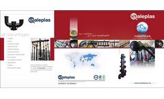Manifolds Brochure