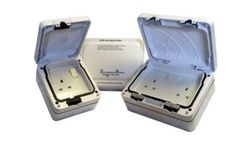 EPAS Flexiplumb - Model IP56 - Single And Twin Gang Sockets