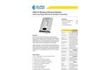ELPRO - 450U-E - Wireless Ethernet Modem Datasheet