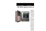 CBC-8000 Capacitor Bank Control Brochure