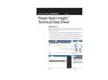 Power Xpert Insight Technical Data Sheet