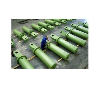 Eaton - Model XL Series - Custom Hydraulic Cylinders