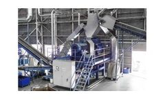 Recycling equipments for electronic waste recycling (WEEE)