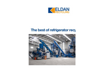The Best of Refrigerator Recycling Brochure