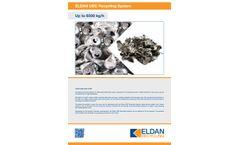 Eldan UBC Recycling Up to 40000 kg/h - Brochure