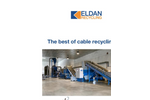 Cable Recycling Service - Brochure